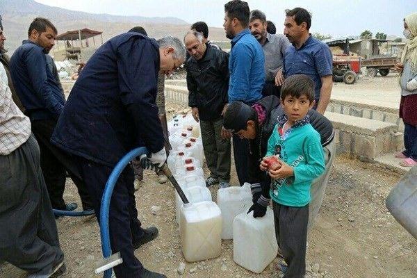 بیش از ۱۲ میلیون لیتر نفت سفید به روستاهای کردستان ارسال شد