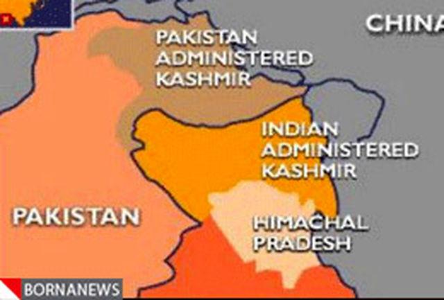 تبادل آتش میان نیروهای هند و پاکستان