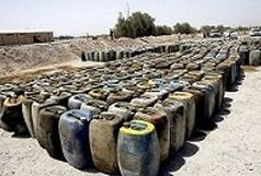 کشف بیش از 29 هزار لیتر سوخت قاچاق در مرودشت