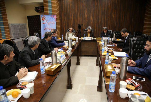 دانشگاه لرستان میزبان دوازدهمین نشست مدیران اداری دانشگاههای منطقه پنج کشور