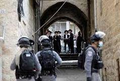پلیس رژیم صهیونیستی برای مهار کرونا از بمب صوتی استفاده میکند