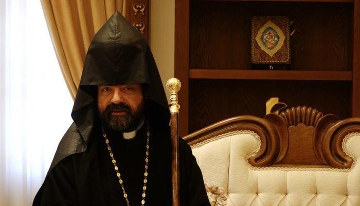 واکنش اُسقف اعظم ارامنه جنوب به تحریم ناجا