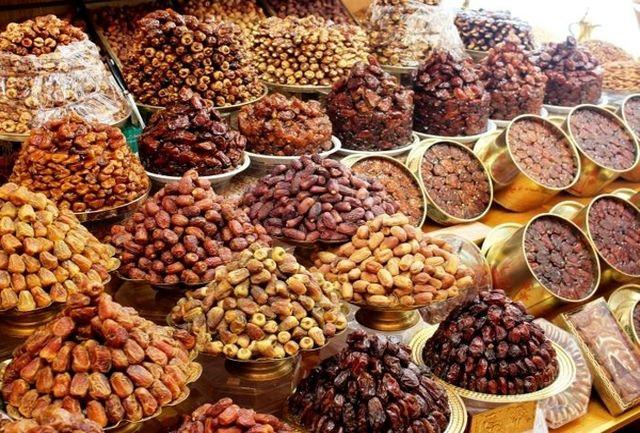 افزایش قیمت خرما در بازار