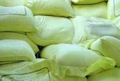 کشف 400 کیلوگرم آرد قاچاق
