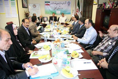 یازدهمین جلسه شورای راهبردی فدراسیون ورزش همگانی برگزار شد
