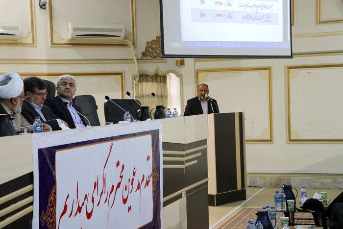 تبیین وضعیت فقر استان و درخواست از شورای اداری جهت مشارکت در طرح اکرام ایتام