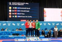 رکورد تاریخی و کسب عنوان هفتمی المپیک جوانان
