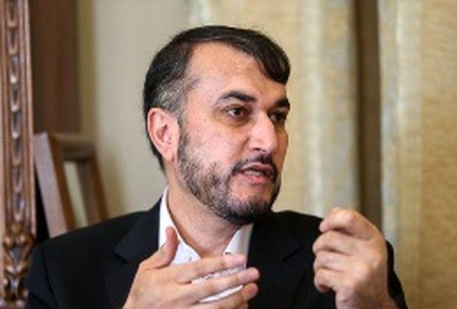 پیشنهاد تشکیل کمیته کاری ایران و سیرالئون از سوی امیرعبداللهیان