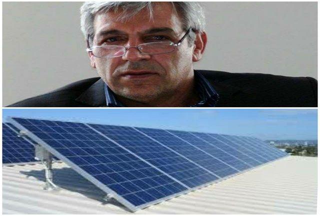 بهره مند شدن ۲۵ هزار خانوار از پنل خورشیدی