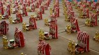 توزیع 1300 بسته کمک معیشتی برای نیازمندان شهرستان برخوار
