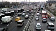 مسدود بودن تمامی مسیرها به جز ۷ ورودی و خروجی در استان البرز+ فیلم