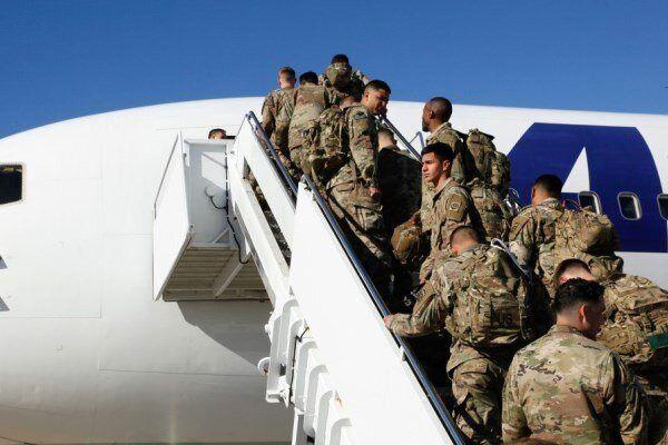 ادعای سنتکام مبنی بر اعزام نیروهای هوابرد آمریکا به بغداد