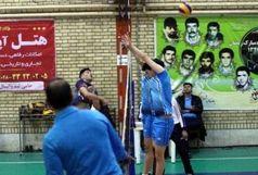 والیبالیست های نوجوان قزوینی قهرمان شدند