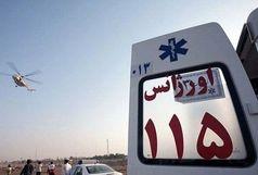 مصدومیت ۸ زایر بر اثر ۲ تصادف همزمان در محور آبادان به ماهشهر/اسامی مصدومان
