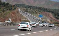 اعلام محدودیت ترافیکی در محور قدیم قزوین-رشت و آستارا-اردبیل