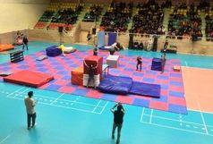 اولین فستیوال پارکور استان اردبیل برگزارشد