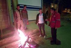 شبی  بدون بازداشت با ۴ مصدوم سرپایی در چهارشنبه سوری الیگودرز