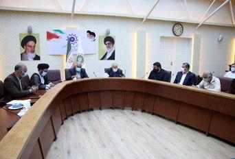 جلسه صادرات توسعه سیب درختی آذربایجان غربی به میزبانی اتاق بازرگانی ارومیه