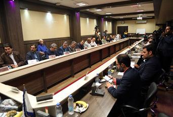 مجمع انتخاب رئیس هیئت بدنسازی و پرورش اندام استان