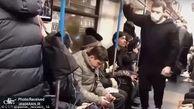 حبس در انتظار فردی که در مترو تظاهر به ابتلا به کرونا کرد