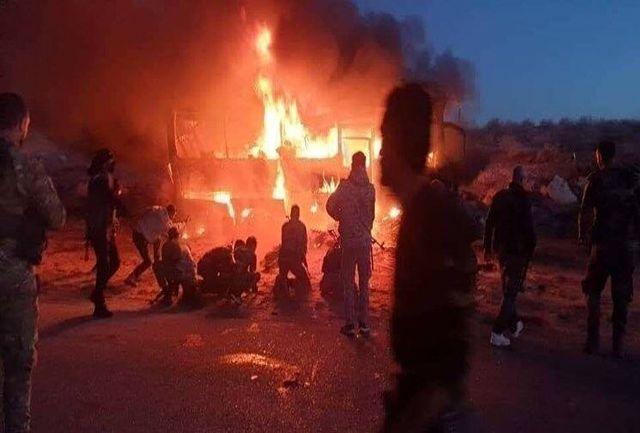 انفجاری دیگر در سوریه/ دیرالزور به لرزه درآمد!+ جزییات