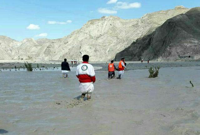 جسد دختر بچه قصرقندی غرق شده در سیلاب پیدا شد