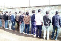 دستگیری61 متخلف درکوهدشت