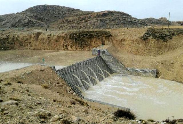 احداث ۱۰۸هزارمتر مکعب سازه آبخیزداری در کهگیلویه و بویراحمد