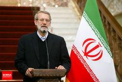 لاریجانی درگذشت نماینده دوره پنجم مجلس را تسلیت گفت
