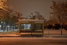 بارش برف و باران ۲ روزه در برخی استانها