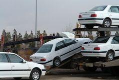 خودروهای احتکارشده در قم کشف شد