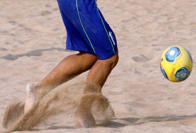 تغییر زمان یک دیدار از هفته 14 لیگ برتر فوتبال ساحلی