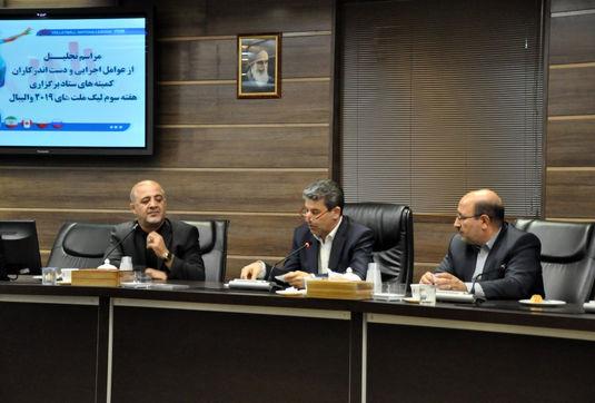 معرفی برجسته آذربایجان غربی و ارومیه و بهبود نشاط اجتماعی از دستاوردهای برگزاری موفق لیگ ملتها بود