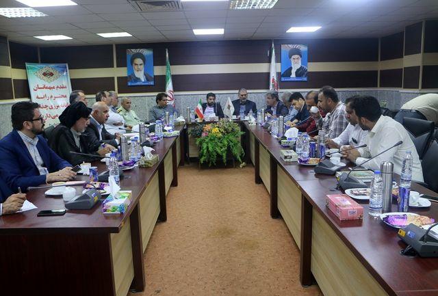 تامین 7 هزار تُن قیر توسط وزارت نفت برای پروژه های راهسازی مرز چذابه