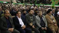 برگزاری یادواره شهدای شهرستان لاهیجان