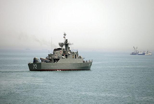 تعقیب کشتیهای حامل بارهای ممنوعه به کرهشمالی توسط آمریکا