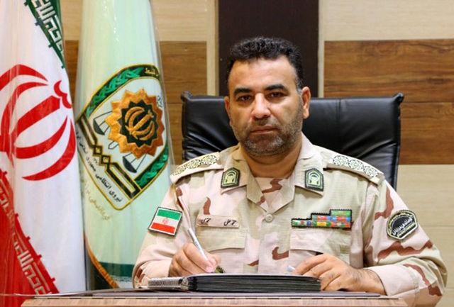 247 کیلوگرم مواد مخدر در مرزهای شمالی سیستان و بلوچستان کشف شد