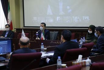 نشست معاون وزیر ورزش و جوانان با مدیران کل استان ها