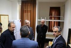 افتتاح مجتمع خوابگاهی فجر دانشگاه تبریز