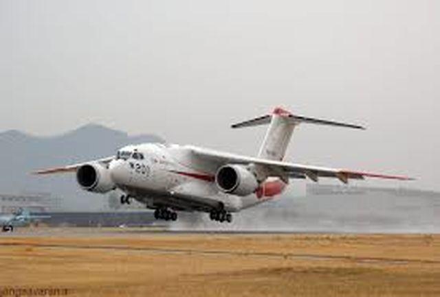 فرود اضطری هواپیمای مسافربری در فرودگاه مشهد
