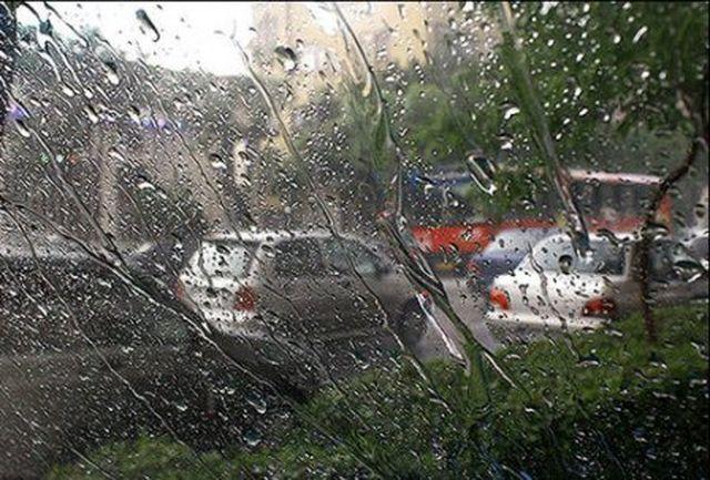 هواشناسی پیشبینی کرد: رگبار باران در راه استان مرکزی