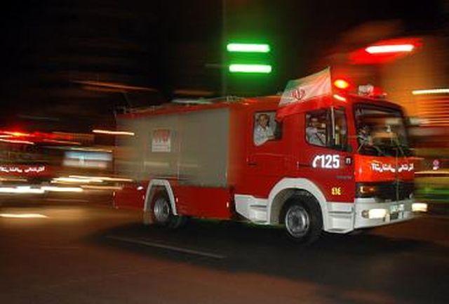 دومین دوره آمادگی جسمانی آتش نشانان شهرداری های استان تهران