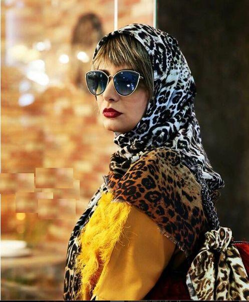 Image result for لیندا کیانی در هیبت پالتو شتری