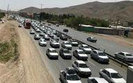 ثبت بیشترین تردد خودرو در آزادراه کرج-تهران