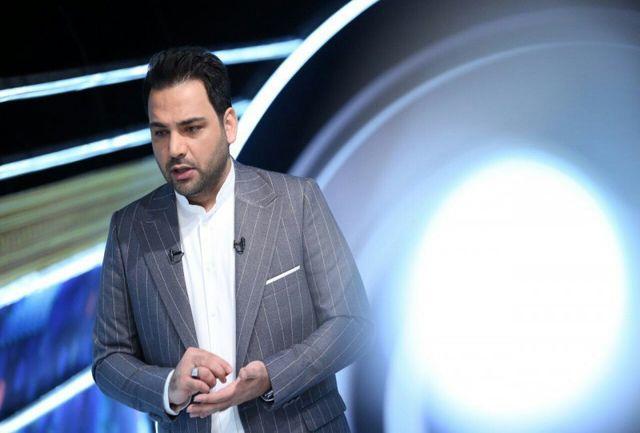 شوخی عجیب حسن ریوندی احسان علیخانی/ببینید