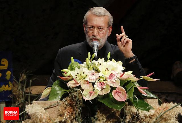 تمبر یادبود کنفرانس رؤسای مجالس ۶ کشور آسیایی رونمایی شد
