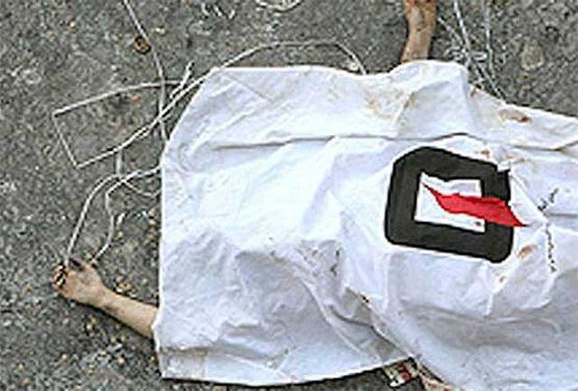 قتل مردی 40 ساله در خیابان دماوند