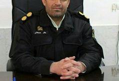 دستگیری سارق حرفه ای در چرداول