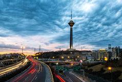 هوای خنک در راه تهران/ عبور سامانه بارشی از روی کشور