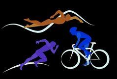 عبدالرضا آقاخانی سرپرست هیات ورزش سه گانه قم شد